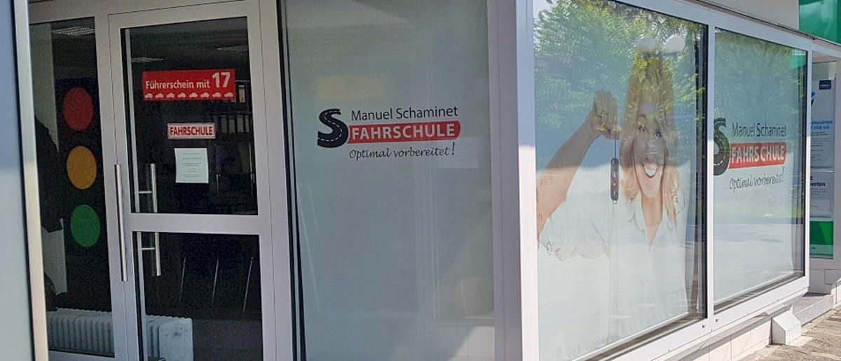 Fahrschule Manuel Schaminet
